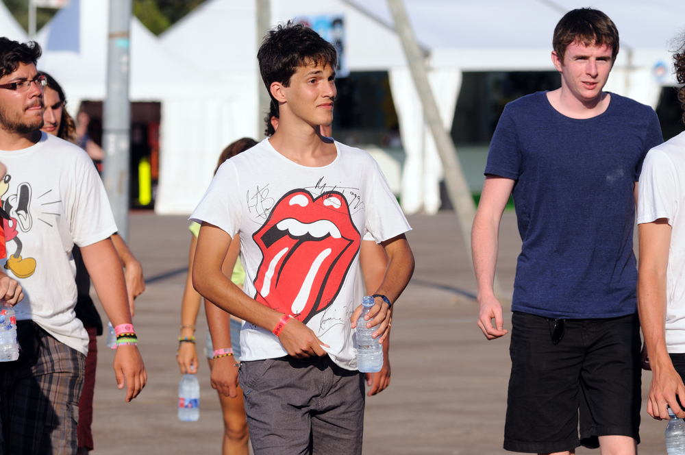 Rolling Stones Язык и губы