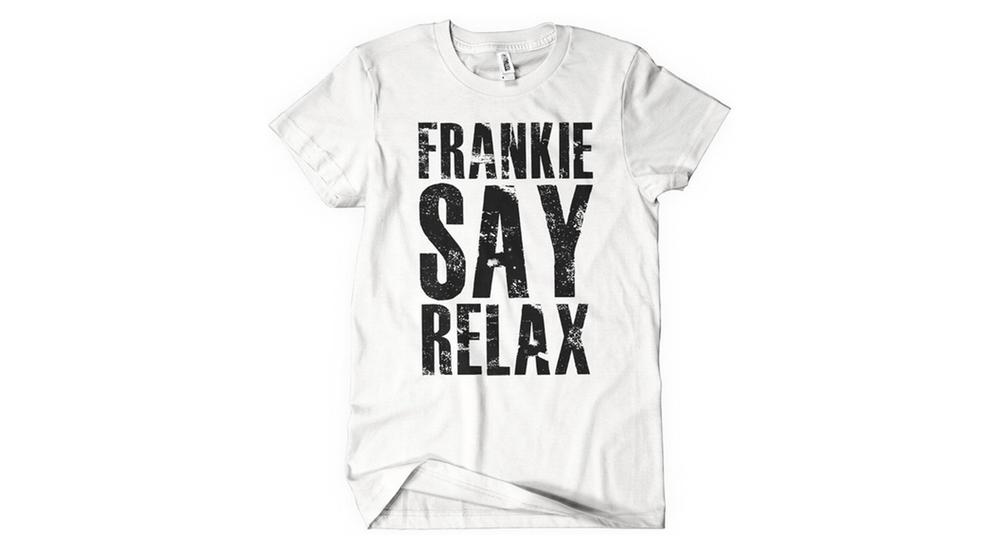 Фрэнки говорит расслабься