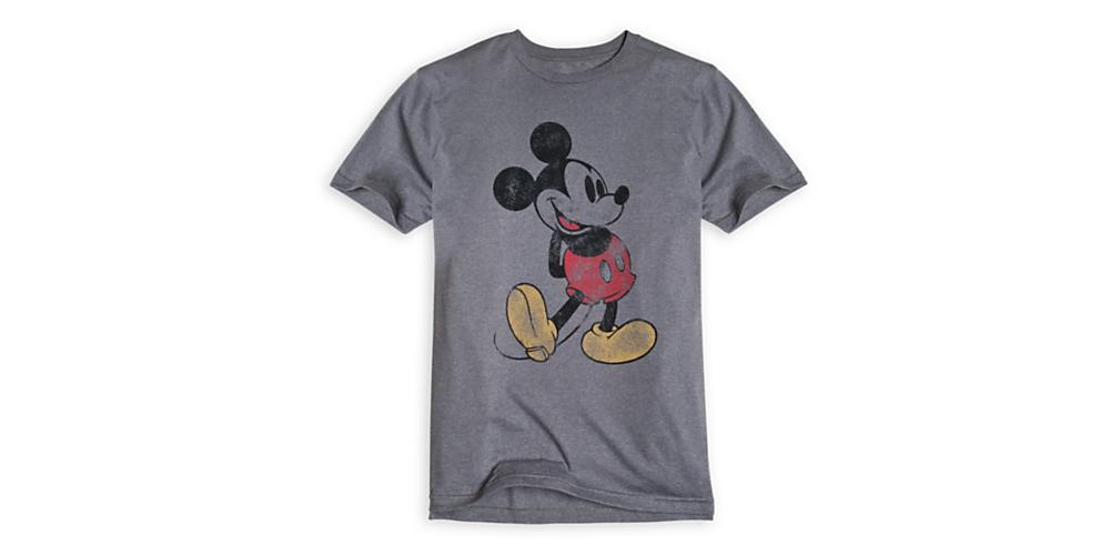 Микки Маус Дисней, футболки с Микки